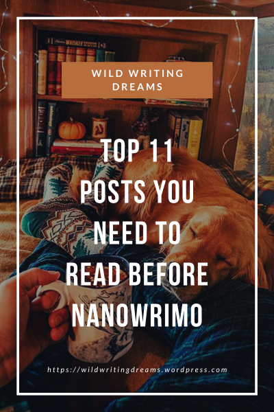 Top 11 Posts You Need to Read Before NaNoWriMo-2